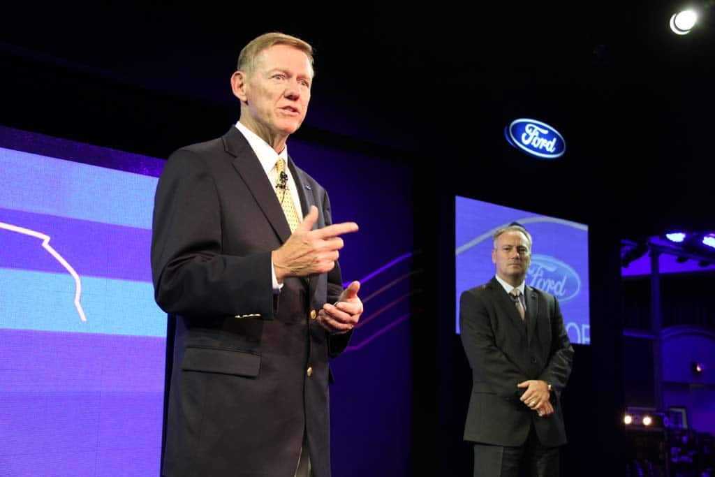 Big Payday for Ford's Mulally