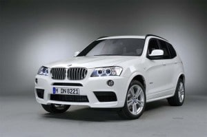 An all-new BMW X3 will debut alongside a performance M Sport model at the Paris Motor Show.