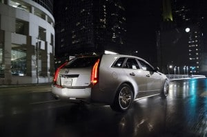 Cadillac's CTS Sport Wagon adds a significant amount of space while building on the sedan's great styling.