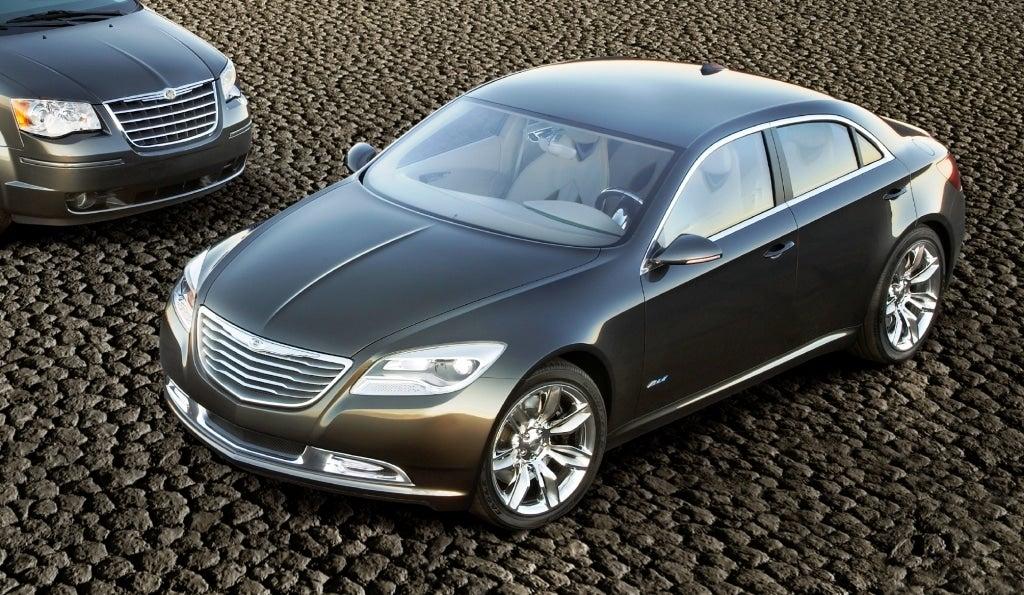 Chrysler Teases 2011 200 Sedan