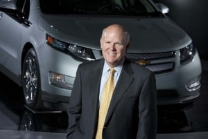 GM CEO Akerson will announce $2 billion in plant investments - and 4,200 new jobs.