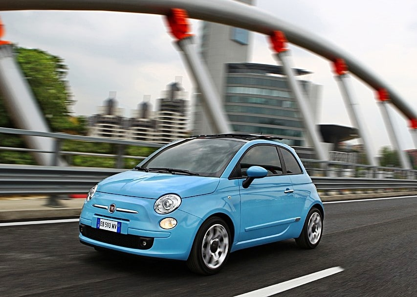 Ready For Two-Cylinder Cars? Fiat Thinks So