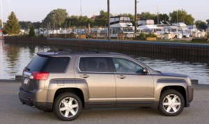 gmc terrain review. Black Bedroom Furniture Sets. Home Design Ideas