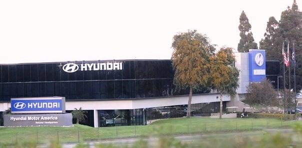 Hyundai to Build New Headquarters in California