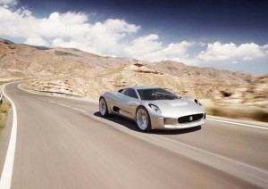 Jaguar gives the C-X75 a go for production.