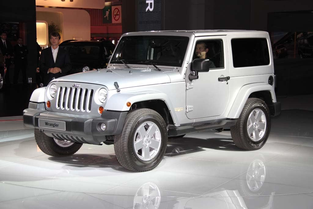 New Diesel Wrangler Aims To Boost Jeep, Chrysler Sales In Europe