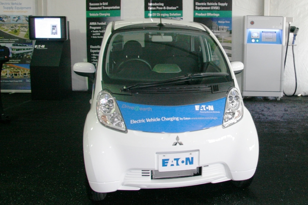 15 Minute Recharging Underway for Electric Vehicle Owners from Eaton and Murphy Oil