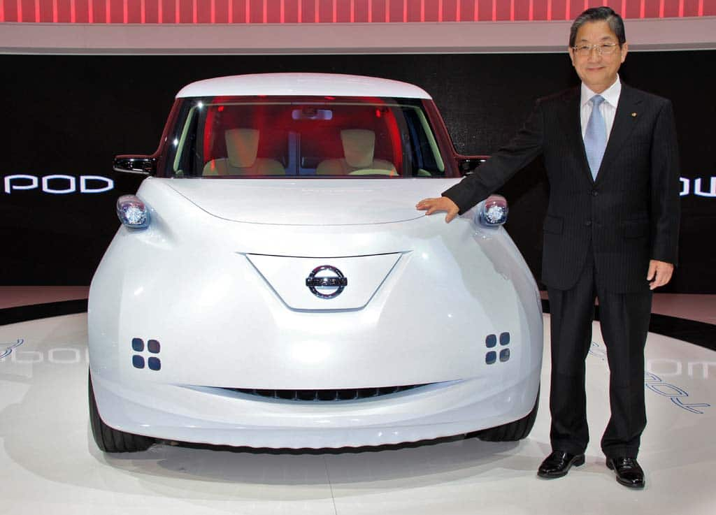 First Look: Nissan Townpod
