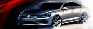 VW's New Midsize Sedan will go into production later this year at an all-new Tennessee assembly plant.