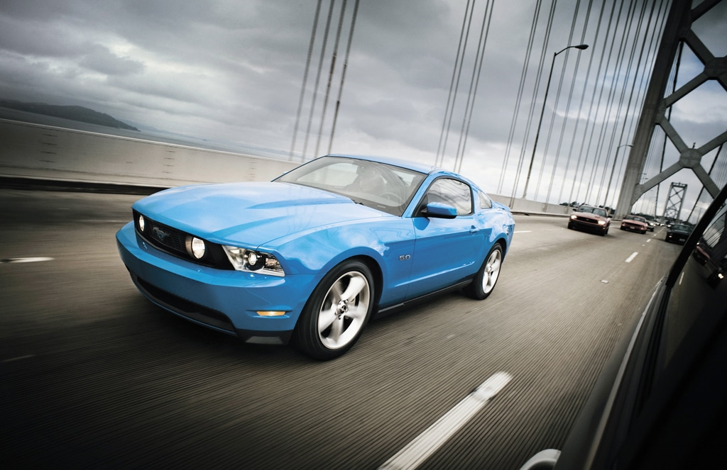 First drive: Ford Mustang GT