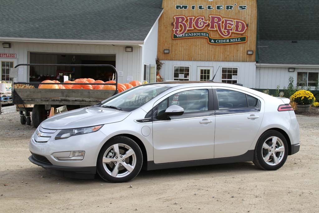 McBlog: GM, the Volt and What I Really Want