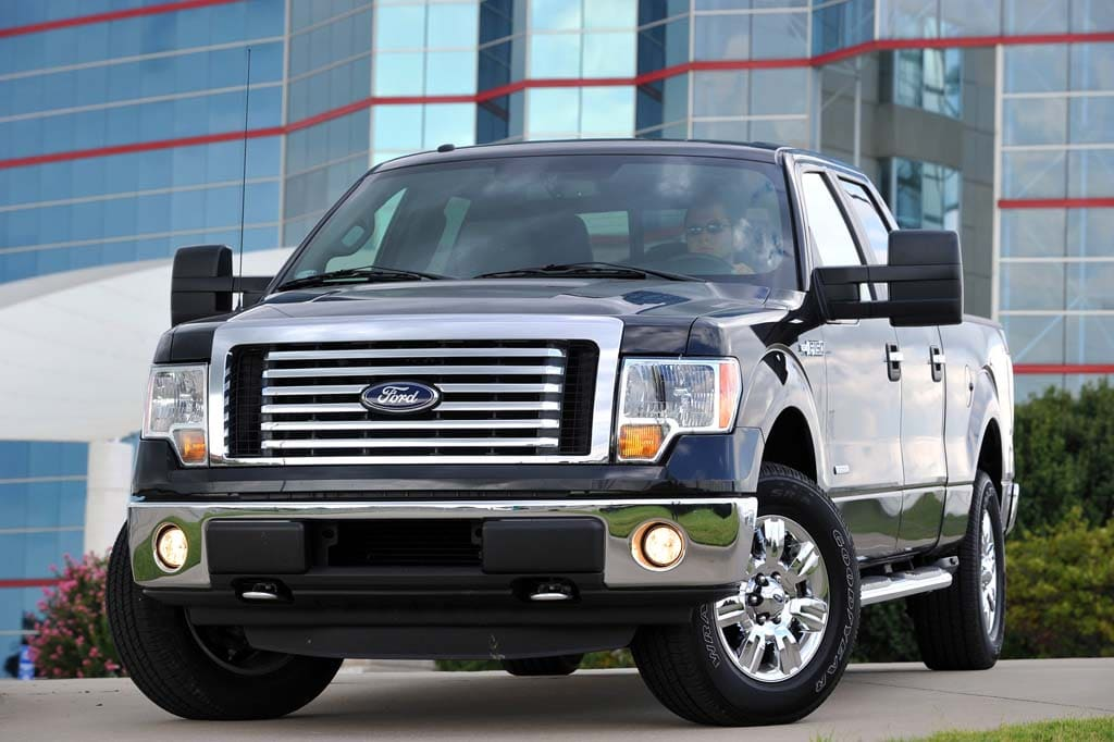 Unofficial Details Leak out About Next-Gen Ford and GM Pickup Powertrains
