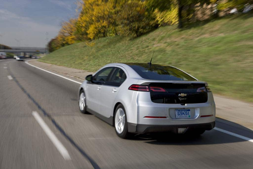 GM Moves Quickly To Quell Controversy Surrounding Chevy Volt Fires