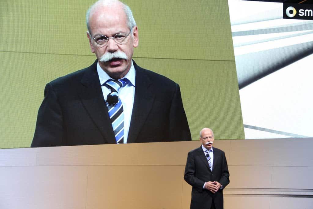 Daimler Earnings Double
