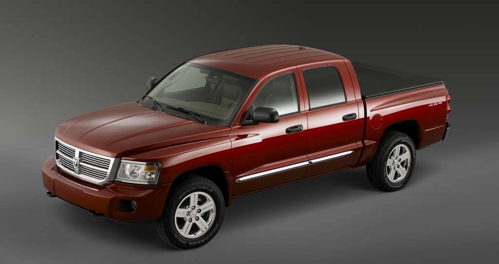 Fiat Chrysler Officials Are Considering Adding A Second Midsize Pickup