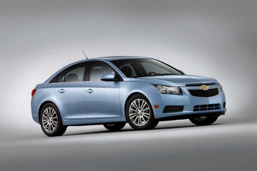 Chevy Cruze Eco-D Diesel Ready for Chicago Debut