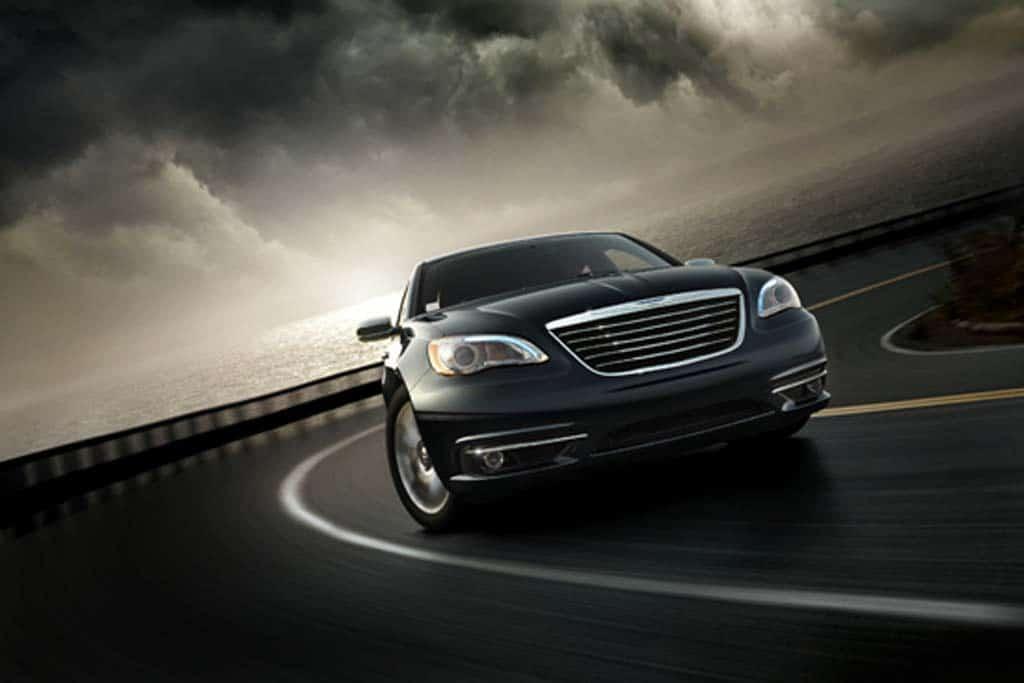 First Drive: 2011 Chrysler 200
