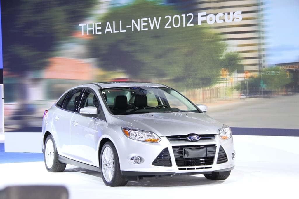Ford Will Add Stop/Start Capability To 20% of Its Global Products By 2014