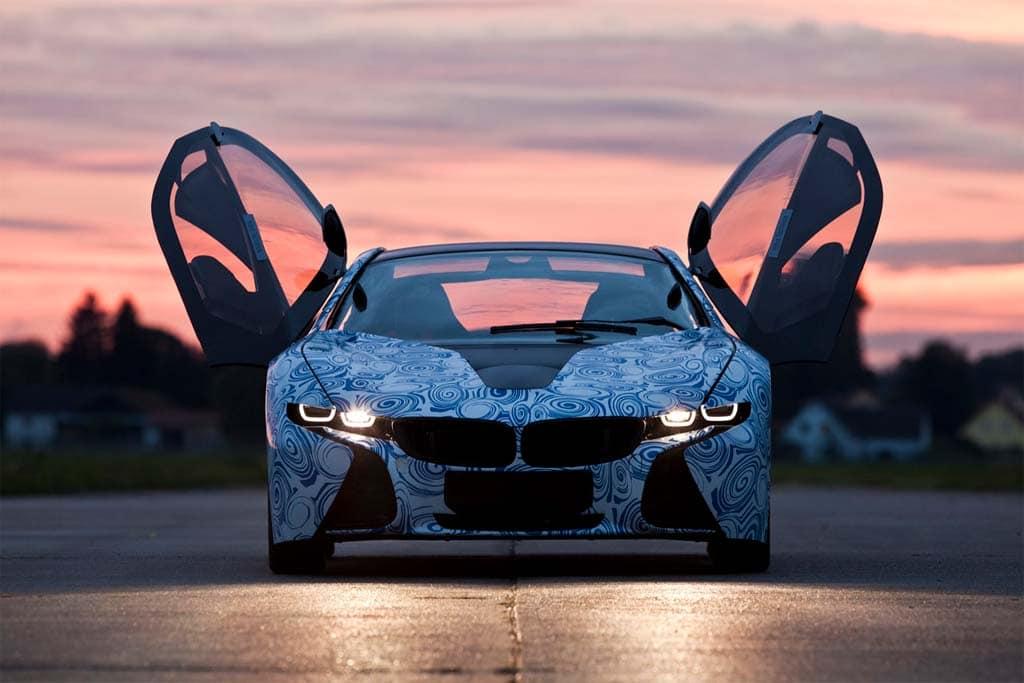BMW Confirms Plans to Build Vision Efficient Dynamics ...