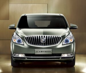 General Motors will launch the Buick GL8 for the Chinese market on Nov. 28. Could it eventually make its way to the U.S.?