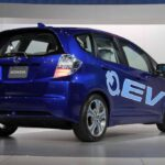 The Honda Fit EV is the first step in a grand electrification plan for Honda, said CEO Ito.