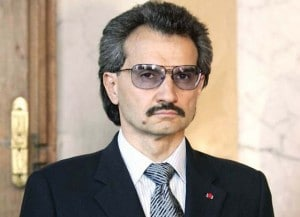 Saudi billionaire Prince Alwaleed now holds a 1% stake in GM, making him its 2nd-largest shareholder.
