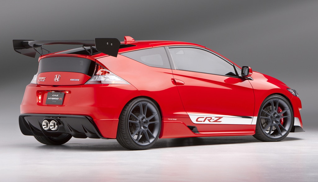Could The 2017 Honda Cr Z