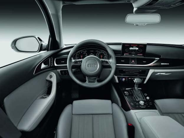 Audi Has Been A Trendsetter Of Interior Design And The A6 Aims To Keep That  Lead