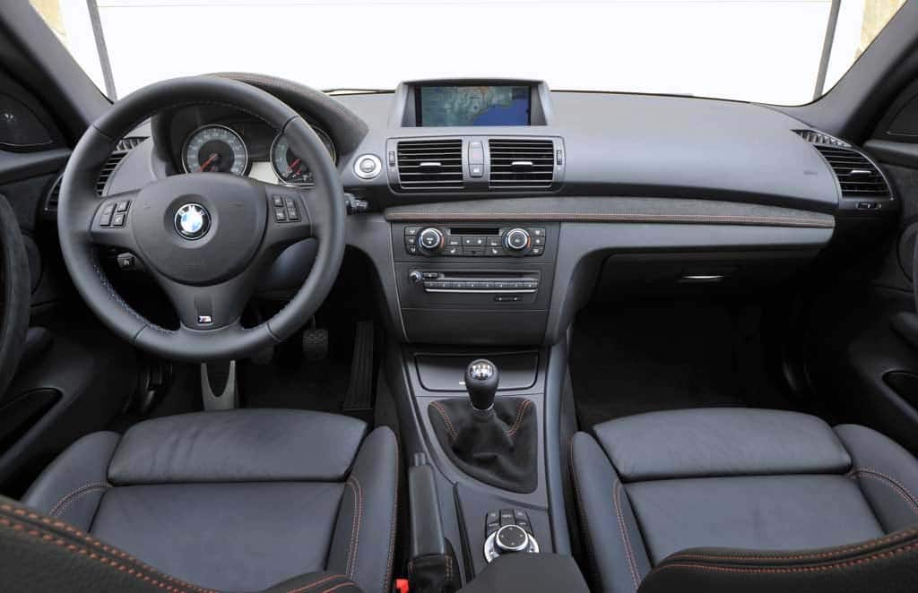First Look 2012 Bmw 1 Series M Coupe Bmw 1m Coupe