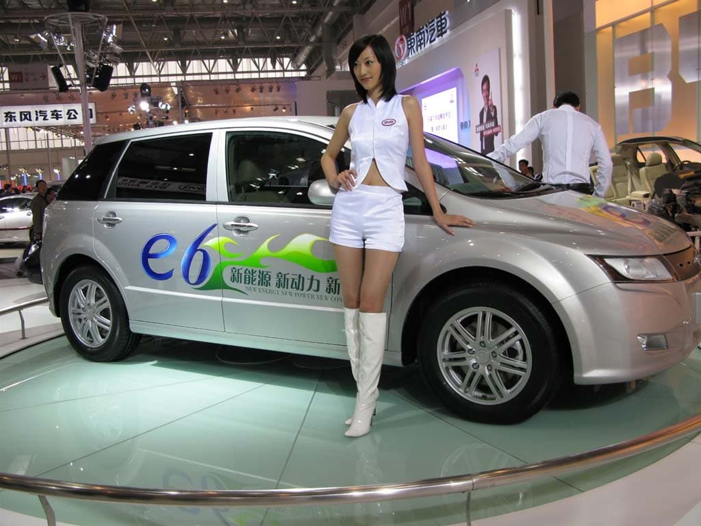 BYD Bringing Two Battery Cars To Detroit Show