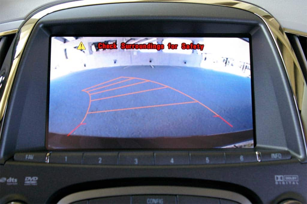 All New Vehicles Must have Backup Cameras by 2018