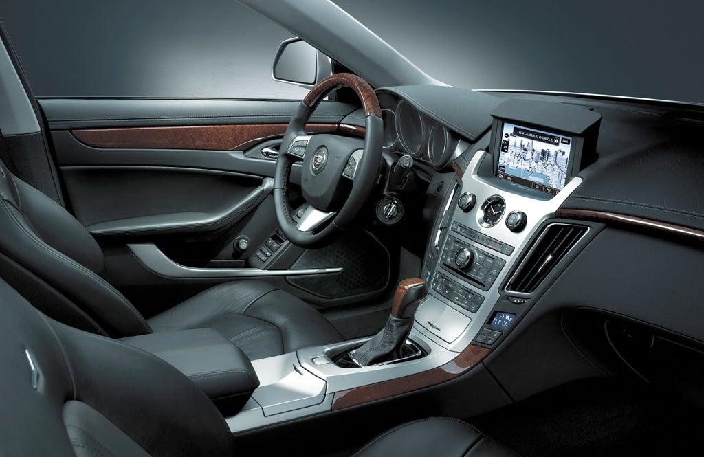 2011 Cadillac CTS Coupe | TheDetroitBureau.com