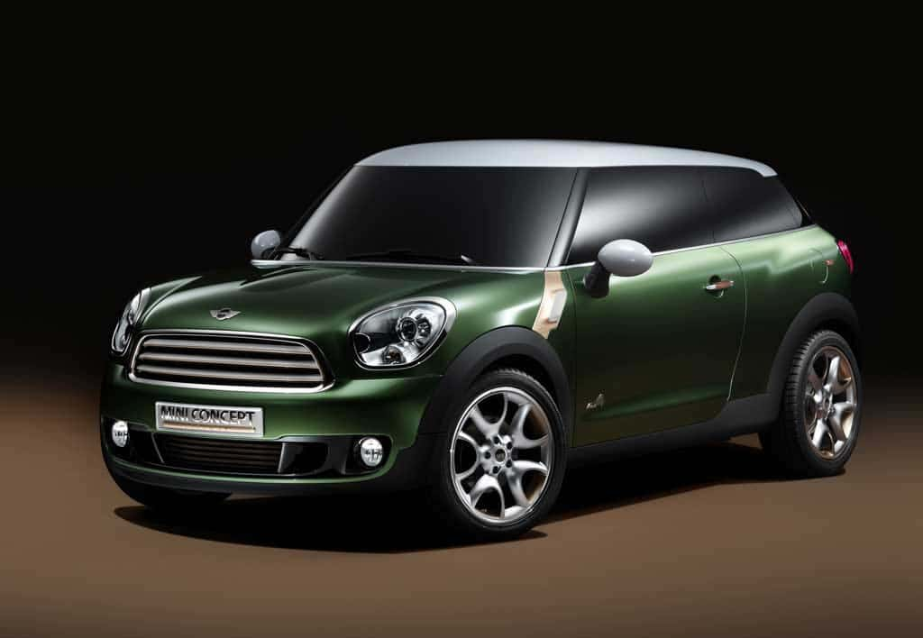 First Look: Mini Paceman