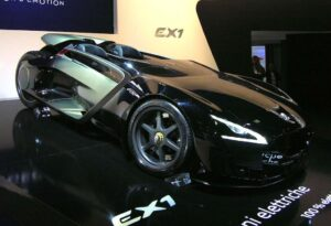 Peugeot took things to extremes, starting with the exotic electric EX-1, at last autumn's Paris Motor Show.