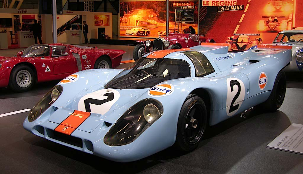 Preview: 2010 Bologna Motor Show Vintage Race Cars ...