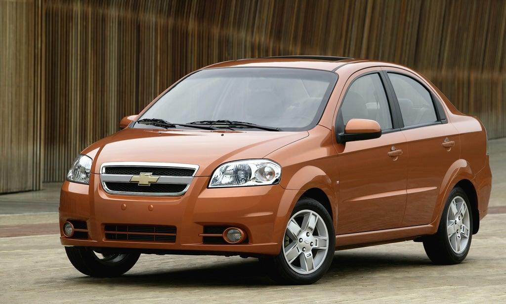 2011 Chevrolet Aveo Lt Thedetroitbureau Com