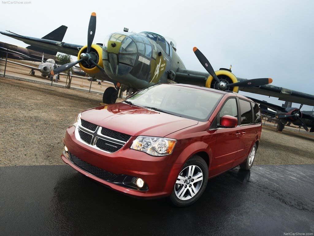 Faulty Airbags Trigger Major Fiat Chrysler Minivan Recall