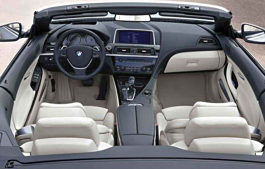 First Drive: 2012 BMW 650i Convertible The new BMW 6 Series ...