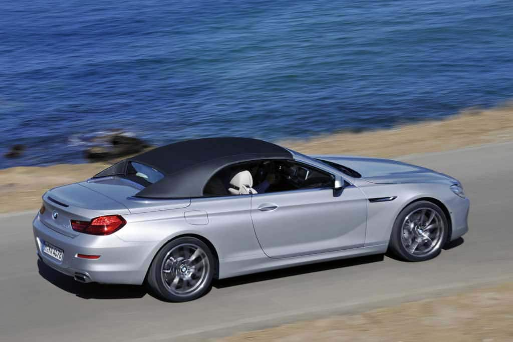 first drive 2012 bmw 650i convertible the new bmw 6. Black Bedroom Furniture Sets. Home Design Ideas