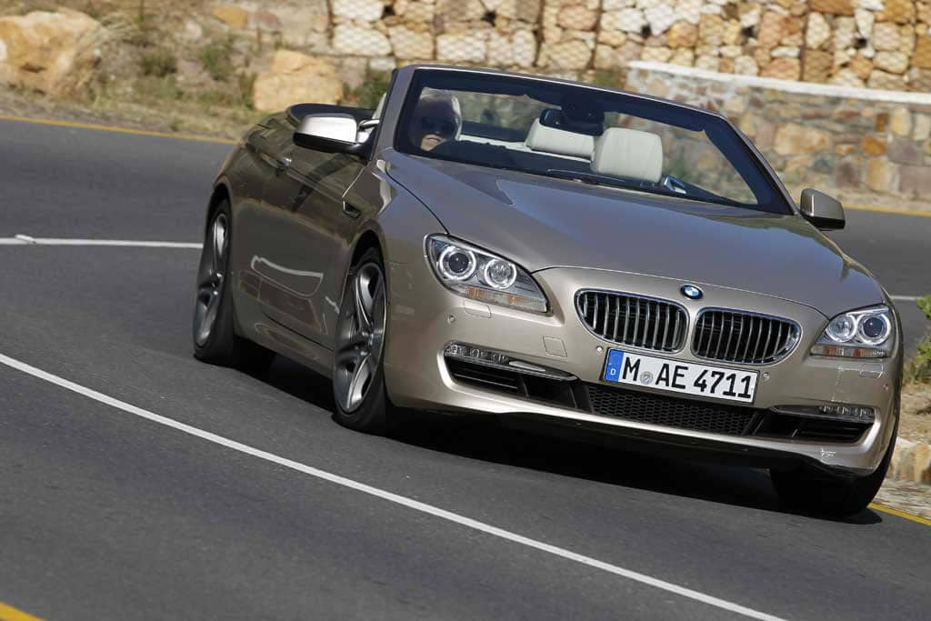 First Drive: 2012 BMW 650i Convertible