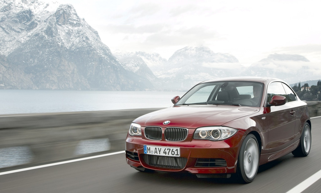 BMW Returns to Four-cylinder Roots