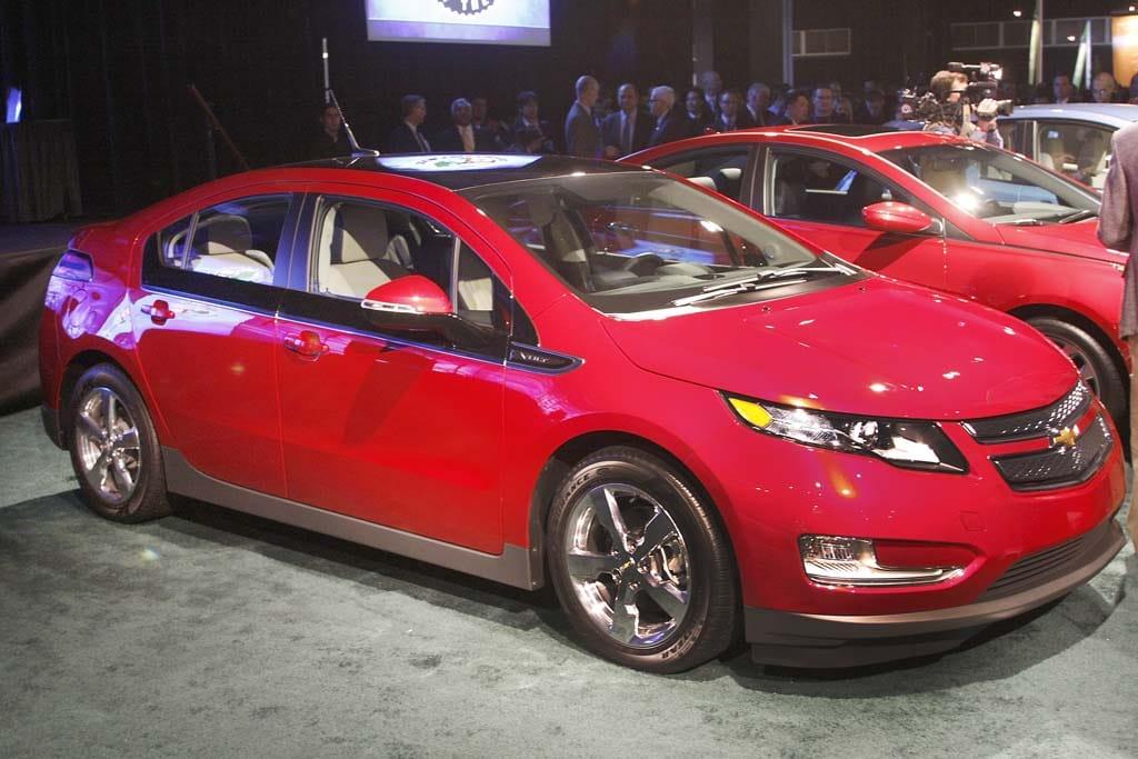 America's top green car markets