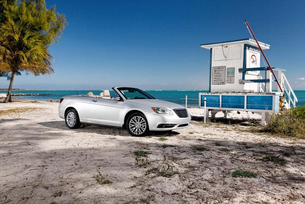 First Drive: Chrysler 200 Convertible
