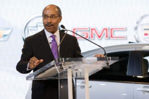 GM is in much better shape, says design chief Welburn.