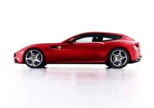 Going where no Ferrari has gone before? The new Ferrari FF.
