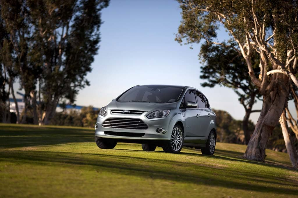 Ford May Build Battery Cars in China