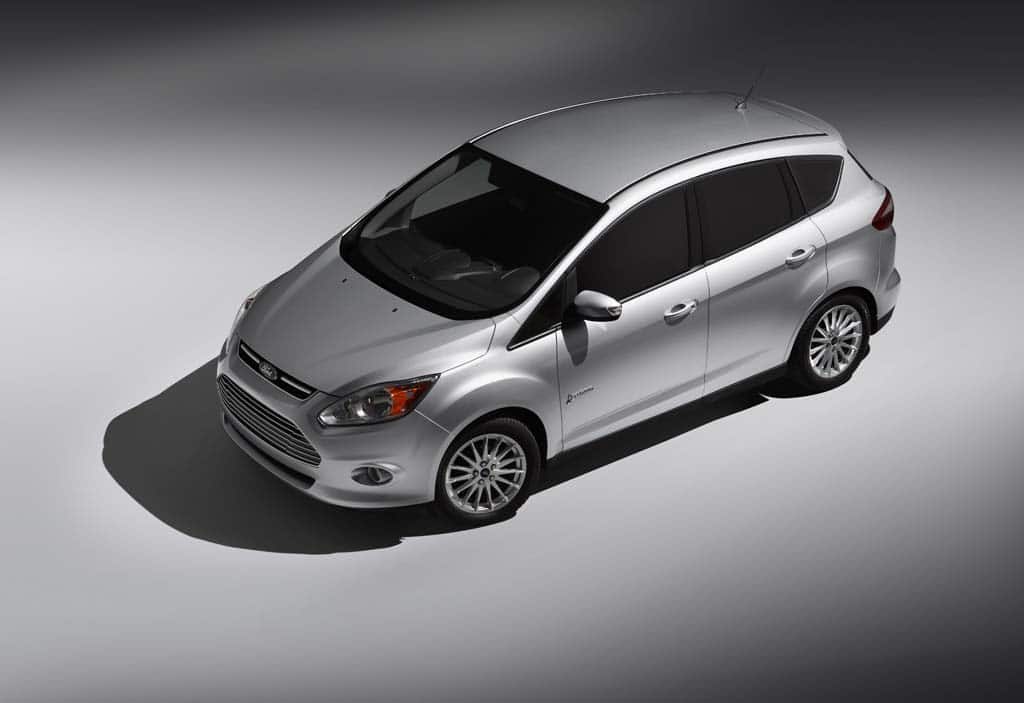 Ford Cut The Mpg Rating Of C Max