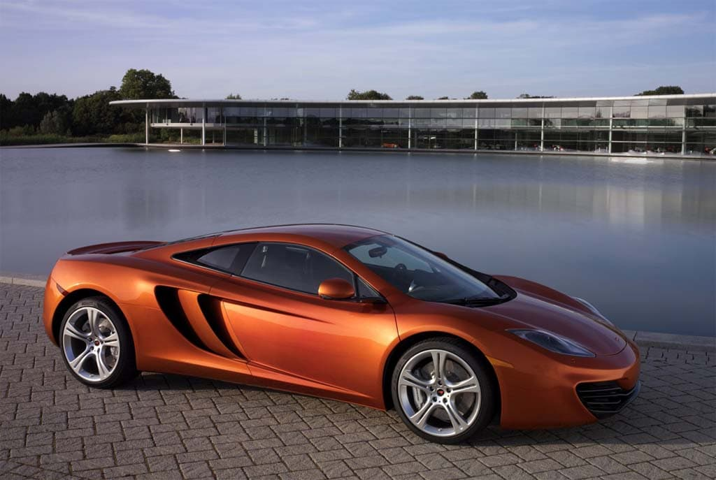 "McLaren Planning ""Much Broader"" Range of Supercars ..."