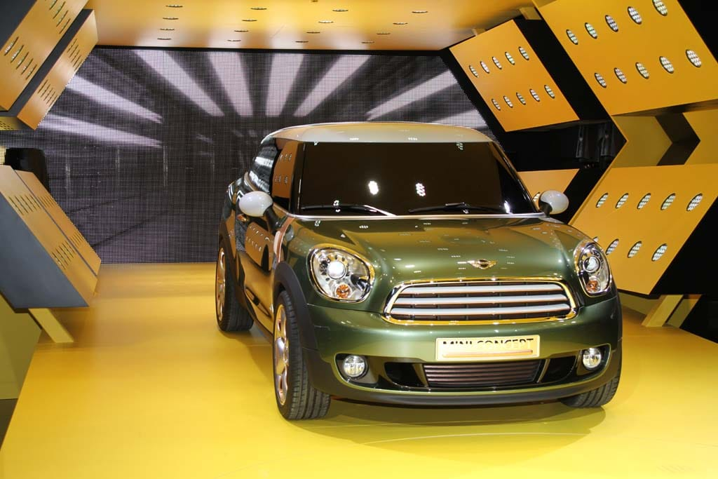 Is the Paceman a Real Mini?