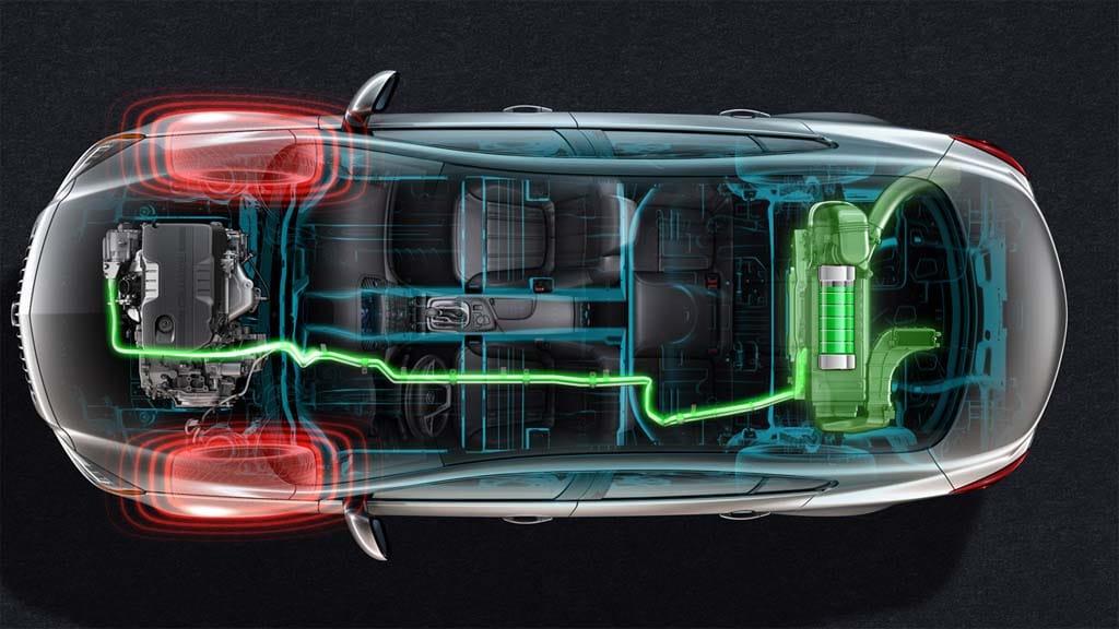 Buick Regal To Get New Eassist Drivetrain